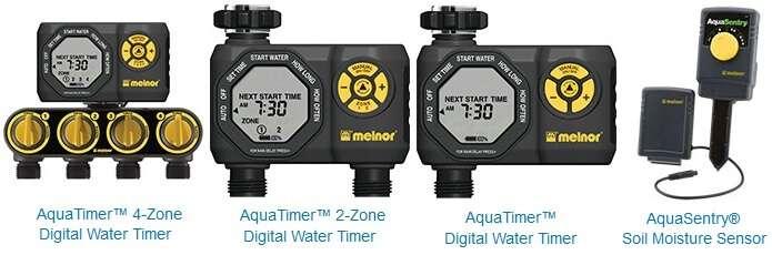 melnor electronic aquatimer digital