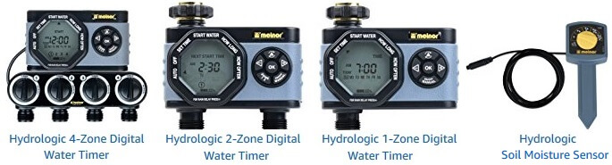 melnor hydrologic water timer