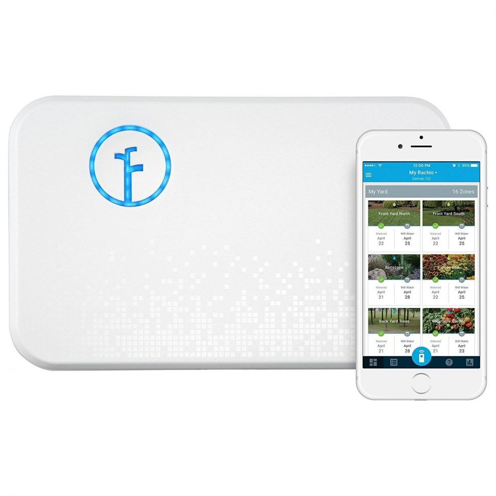 Rachio Smart Sprinkler Controller, 8 Zone 2nd Generation Review