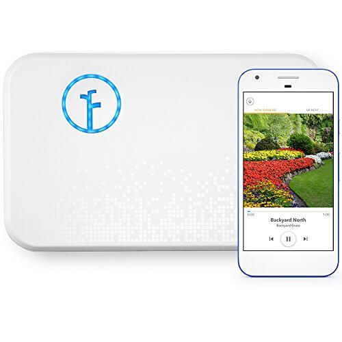 Rachio Smart Sprinkler Controller, WiFi, 8 Zone 2nd Generation, Works with Alexa